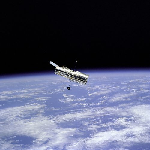 hubble space telescope foto